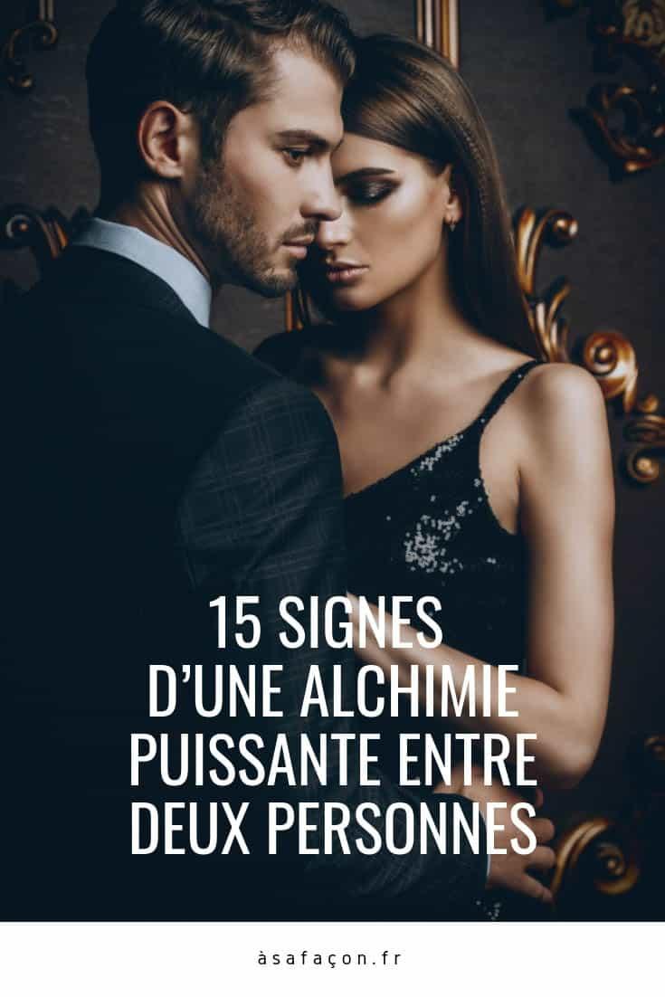 15 Signes D'Une Alchimie Puissante Entre Deux Personnes