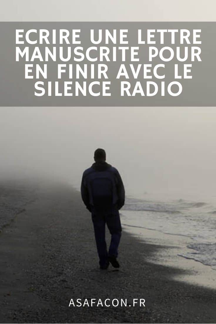 Effet Du Silence Radio Sur Les Hommes: À Quoi S'attendre ?