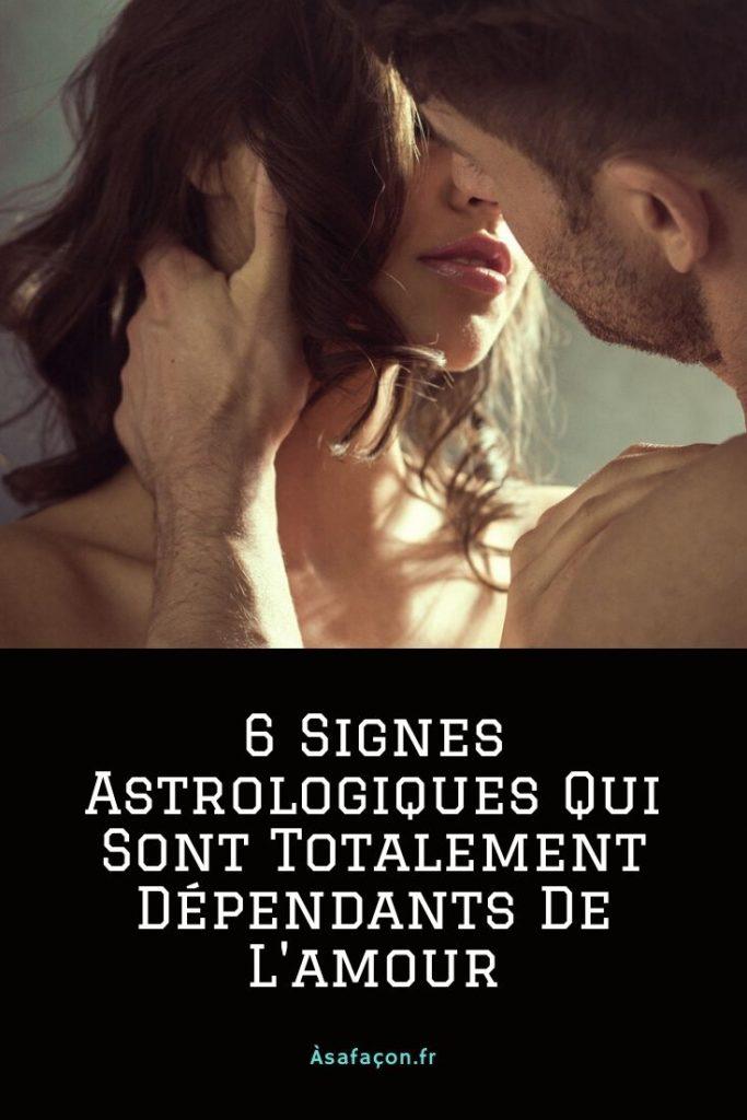 6 Signes Astrologiques Qui Sont Totalement Dépendants De L'amour