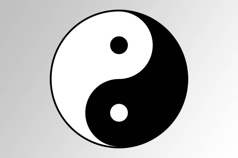 signe yin et yang
