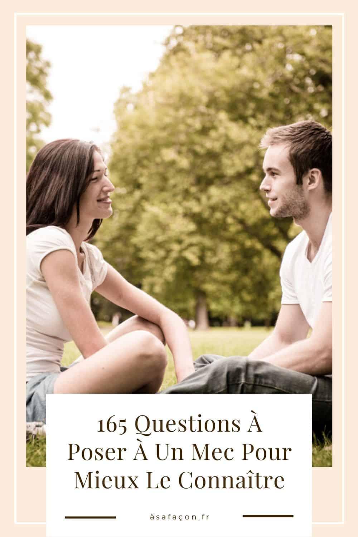 questions à poser pour un premier rendez-vous original et marquant !