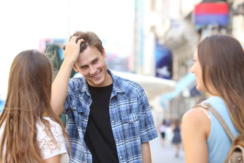 Rencontre homme timide, hommes célibataires