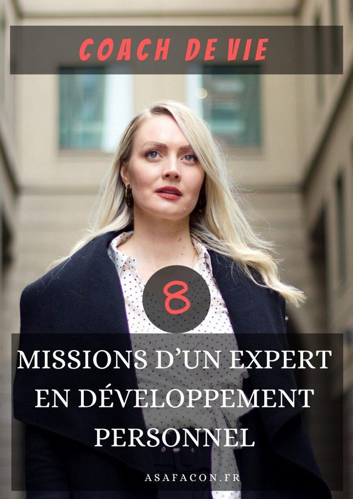 Coach De Vie : 9 Missions D'un Expert En Développement Personnel