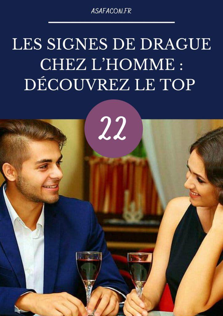Les Signes De Drague Chez L'homme : Découvrez Le Top 22