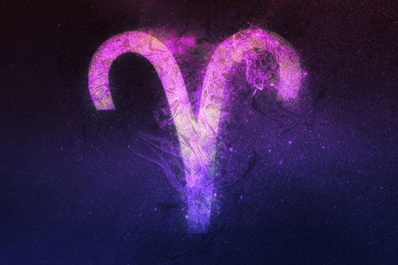 le signe du zodiaque du Bélier