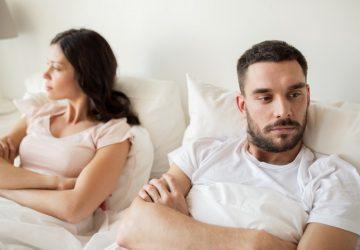 couple lit malheureux la trent