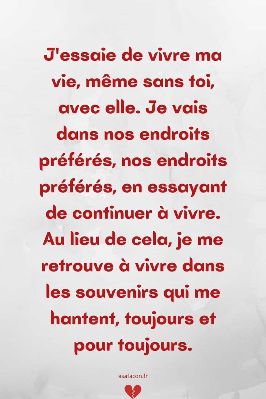 Citation Amour Perdu Top 25 Des Phrases De Chagrin D'amour