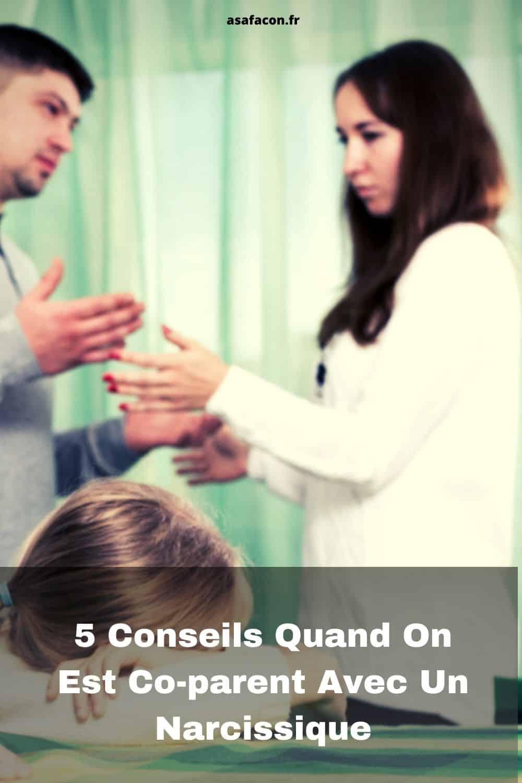 5 Conseils Quand On Est Co-parent Avec Un Narcissique