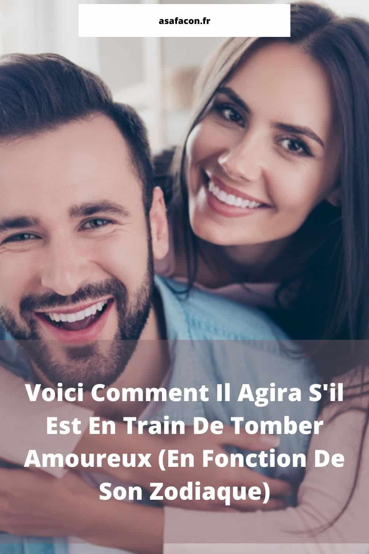 Voici Comment Il Agira S'il Est En Train De Tomber Amoureux (En Fonction De Son Zodiaque)