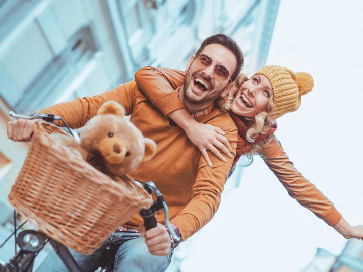 le par som cyklar