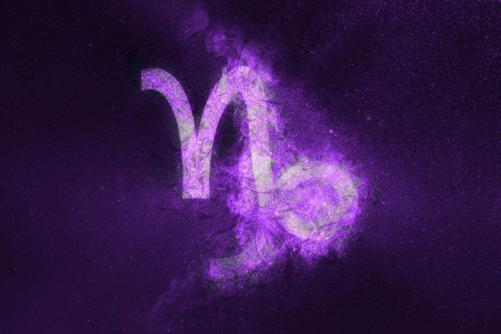 signe du zodiaque Capricorne