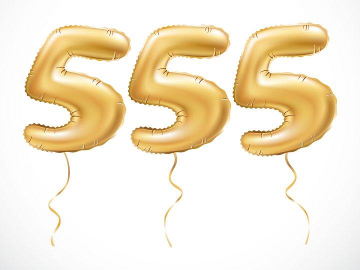 555, La Signification Et La Symbolique De Ce Nombre Magique