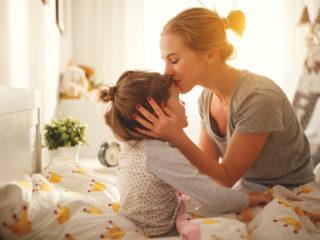 maman aime sa fille partout