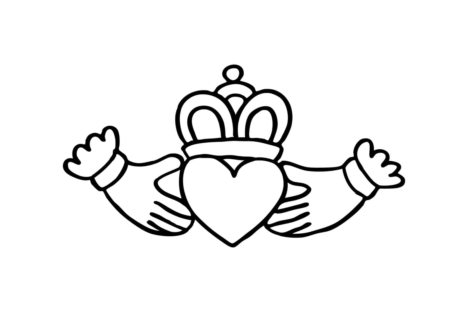 Symbole de Claddagh